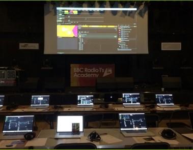 BBC Radio 1 Academy Image 2